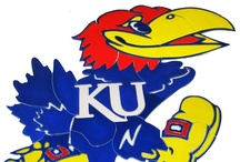 Kansas Jayhawks Game Day Must Haves! / by TotallyCollegiate.com