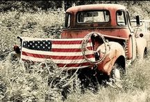 Vintage vehicles / by Kathy LaGasse