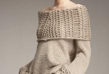 Fiber >> Tops, Vests, Dresses - Lighter / by Looperetta