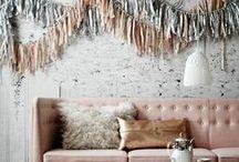 D E C O | E C L E C T I C / #eclectic #decor #interiordesign / by Corazones de Papel