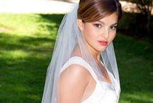 Beautiful Bridal Veils