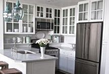 Kitchen / ideas for kitchen / by Amanda Hunt