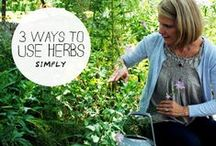 Herbal Living / Herbs can be a way of life!