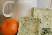 Soapmaking / Learning soapmaking...an old time craft!