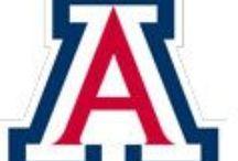 Arizonia Wildcats / Arizona Wildcats logo / by TotallyCollegiate.com