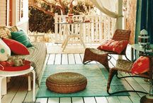 outdoor living / by Kimi