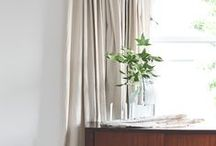 INTERIOR - CURTAINS AND BLINDS