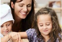 Cooking with Kids and Kitchen Safety