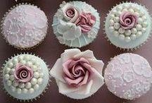 Cupcake - Decoração
