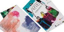 Refinaria Design :: arte e cultura / Identidade visual para peças de teatro, filmes, projetos de captação e exposições
