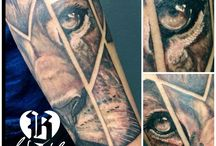 birdish | Tattoo / Nadel auf Haut