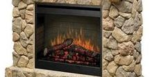 Electric Fireplaces / Dimplex invented the modern electric fireplace and continues to lead the way with exclusive technologies that dazzle the eye and seduce the senses. The patented 3D effect gives the fire its depth and dancing flames. And it is something you can only find on Dimplex electric fireplaces. When you buy Dimplex you know you're getting the original...and the best.