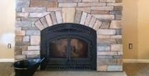 Fireplaces We Installed / See what our super creative and professional expert fireplace installers have done for our customers and can do for you!