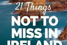 IRELAND - THINGS TO DO