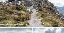 IRLAND - WANDERN / Hier geht es um das Thema  Irland, Reisen in Irland, wandern in Irland, schöne Wanderrouten in Irland, Sightseein in Irland, Dublin, Cork, Sligo, schöne Strände, Wild Atlantic Way