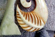 Bone carving / Bone carving, jewelry made of bone, bone carving ideas