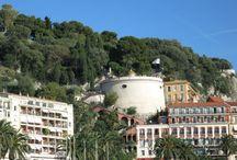 Riviera Francesa / Riviera Francesa, a parte francesa da Côte D'Azur tem paisagens naturais inesquecíveis, muita história e ótima gastronomia. Tudo isso com vista para o Mar Mediterrâneo.