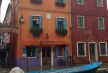 Veneza | Itália / Veneza, e as ilhas Burano e Murano na Itália!