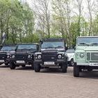 A selection of our current and sold Land Rover Defender / A selection of pictures from all the Defenders we have in stock or have sold.