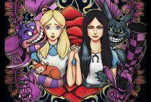 Aliiice  / Wonderland and Madness return