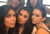 Kim kardashian Familie