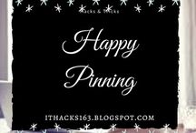 Happy Pinning / A board for all bloggers...to join this board follow my profile and send a message also visit my blog ... https://ithacks163.blogspot.com/... Happy Pinning