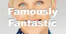Famously Fantastic / Welcome to Famously Fantastic! We will share amazing stories about your favorite celebrities and what they are up to. We love to share a fantastic collection of articles and images for so that you can be informed and you have lots to talk about with your friends.