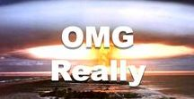 OMG Really / Welcome to OMG Really! We Love This Stuff! - We love to share stories and facts that will surely make you say OMG - A carefully selected collection of stories, articles and images that you will not want to miss and you will love to share with your friends.