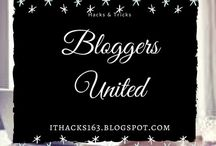 Bloggers united / happy pinning..feel free to add me in your group boards and if you wants to contribute in this group board then follow me...and send me a message on pinterest  nudity=ban