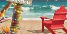 A beach Christmas...