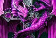 Dragons, Fairies & Mythical Creatures.....
