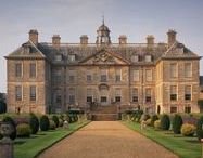 The Manor / The Manor House of the Harper Estate. Lavish and beautiful and grand, both externally and internally. However, it has all sorts of modern technology the book hints at, such as matter transporting drains. Pride and Prejudice meets Star Trek... nothing weird about that, right?