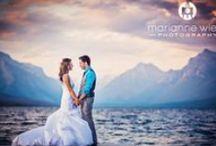 Wedding Inspiration / Wedding Photography Ideas and Inspiration