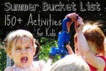 Preschool fun / by Allie Morrow