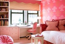 The Kid's Room in My Make Believe House / by Jasmine