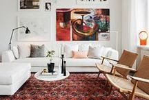 INTERIOR / by CHARLOTTE ROSE