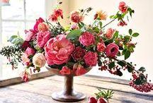 Decorate | Flower Arrangements / Flowers and flower arrangements.