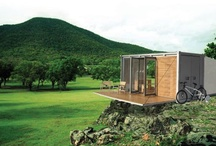 Container homes...