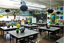 Classroom Decor/ Organization  |preschool & kindergarten