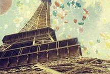 Paris-Tour Eiffel  Je t'aime / by Marina WinnyPooh