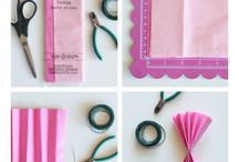 Craft Love - PARTY IDEAS / For our sorority-obsessed crafting :) / by Let's Wear Dresses