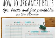 Helpful Home Organization & Cleaning Tips