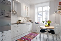 Kitchens / Interior kitchens
