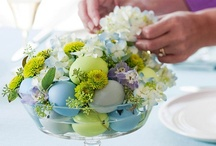 Holidays | Easter / Easter decorations, ideas, foods, recipes.