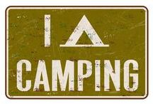 Camping Is In Tents / Ideas for camping, along with hiking and other outdoorsy stuff, sprinkled with inspiration.