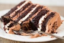 Just Desserts / Desserts & Sweet Stuff! / by Julie Fistler