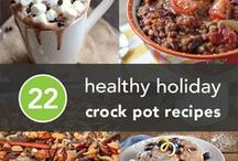 Crock Pot & Pressure Cooker Recipes I want to try / I love cooking in my crock pot & using my pressure cooker
