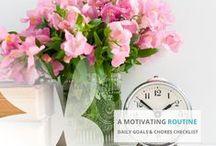 Organizing | Time / Productivity, Tips & Tricks