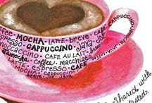 Coffee ... Love in a cup / All things wonderful, all things coffee / by Lori Lamb