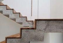 Stairs / by Joanna Tyrała